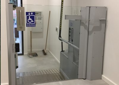 lift for disability access