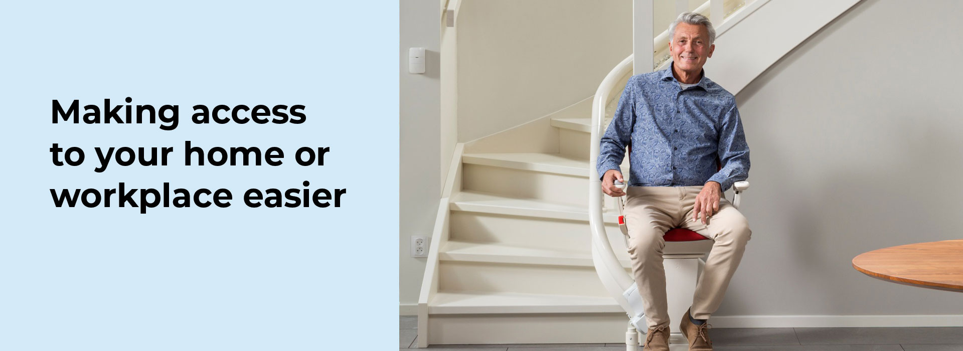 stair lifts and platform lifts lift me